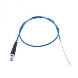 Cable acelerador completo azul