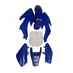 Kit plasticos crf50 azul