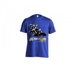 Camiseta MAXXON Logo Moto