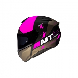 CASCO MT TARGO RIGEL ROSA...